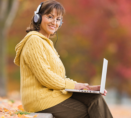 This Fall, Fall Into an Online Account with my Social Security