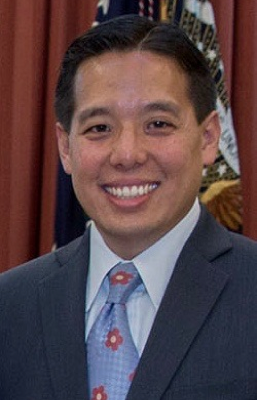 Photograph of Christopher Kang, National Director, National Council of Asian Pacific Americans