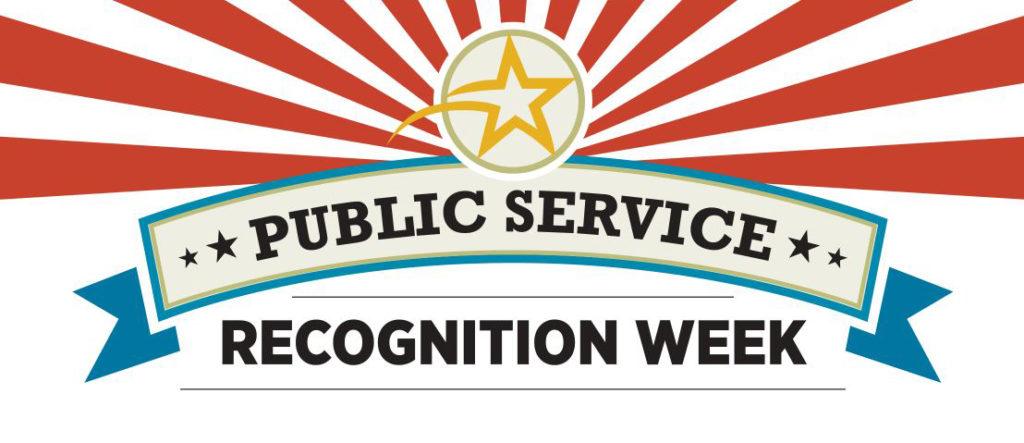 Public Service Recognition Week Banner