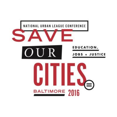 Urban League Convention - Baltimore 2016 Logo