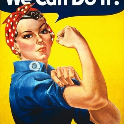 Rosie The Riveter: Working Women's Icon