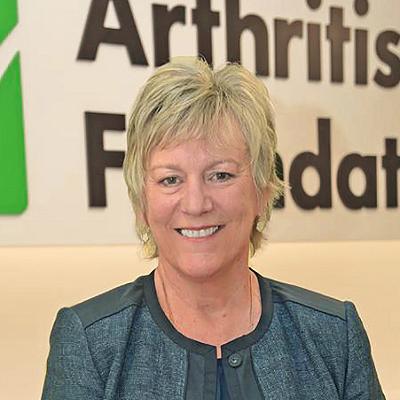 Ann Palmer - Arthritis Foundation